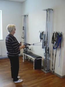 Medicinsk Trænings Terapi
