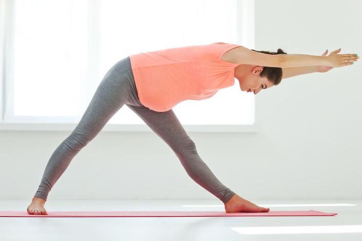 træning for gravide