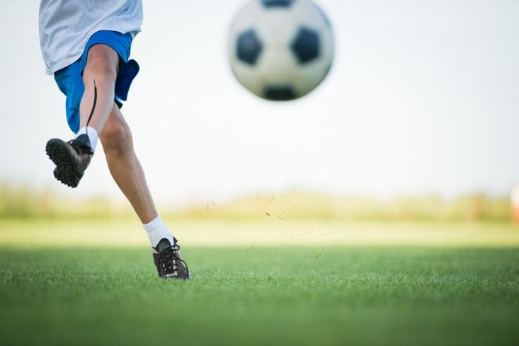 Børn med sportsskader
